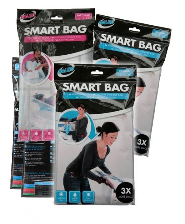 Vacuumzakken Balbo Smart Bag 5-delige set